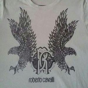Roberto Cavalli Shirts - Roberto Cavalli Men's tee-shirt